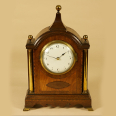 English Bracket Clocks