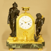 French Mantel Clocks